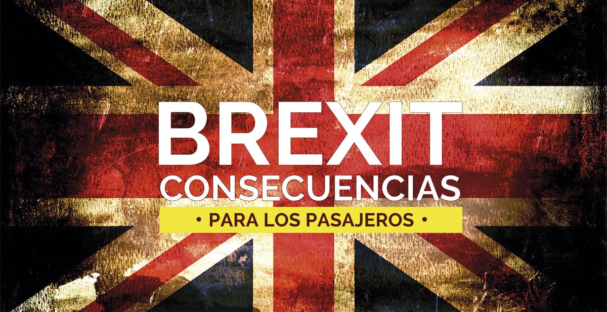 Brexit: consecuencias para los pasajeros