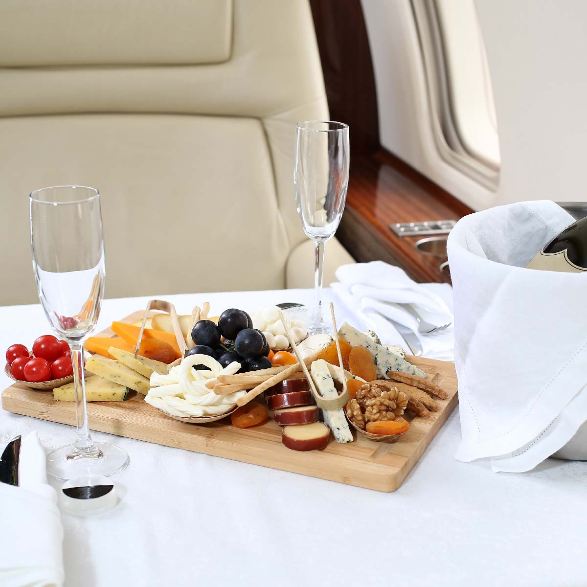 Empty Legs, usufrua de voos particulares a um preço mais competitivo.