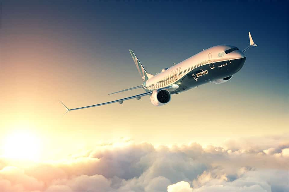 empty leg charter boeing 737