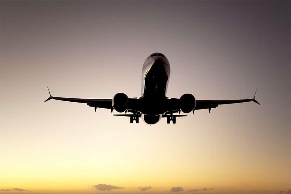 empty leg alquiler avion boeing 737