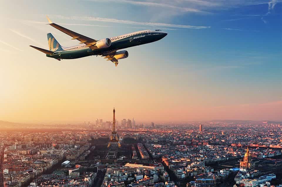 emptyleg charter boeing 737