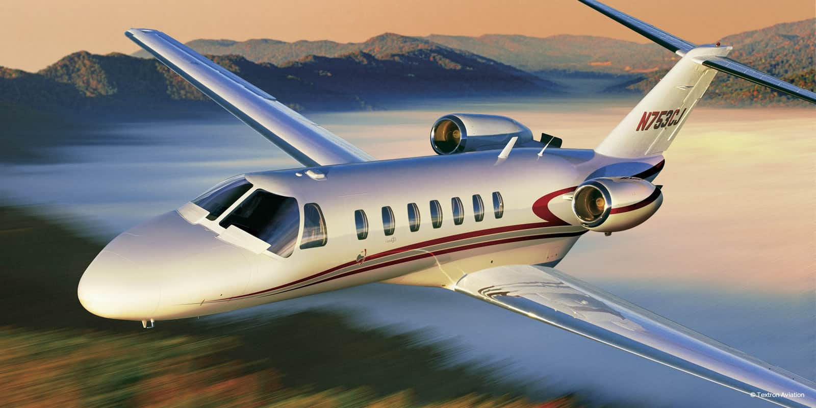 private jet rental citation cj3
