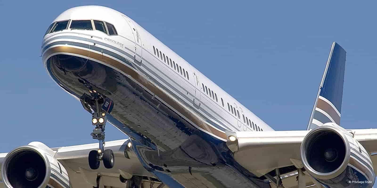 avion privado alquiler empty leg