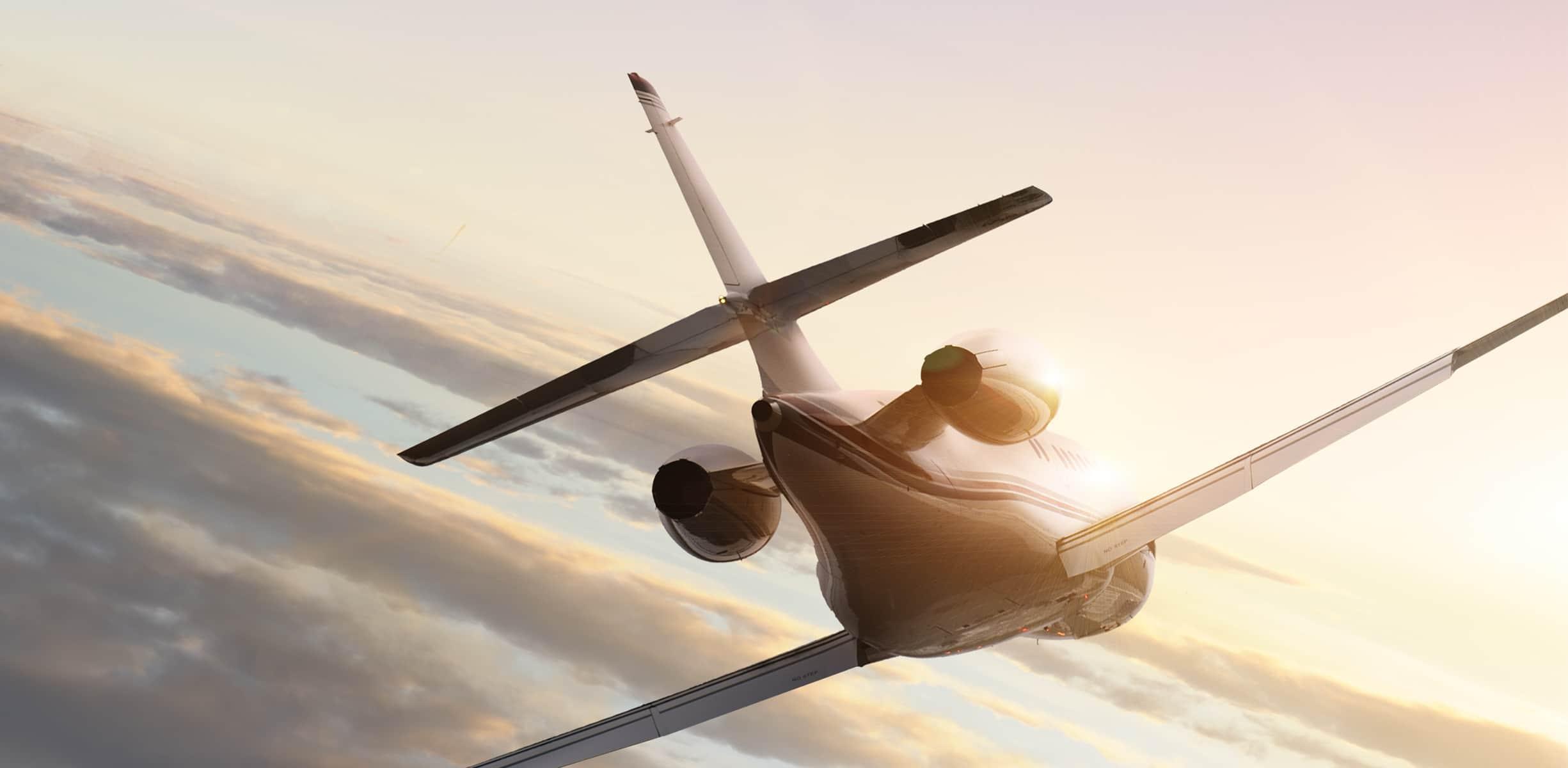 vuelos charter aviones comerciales