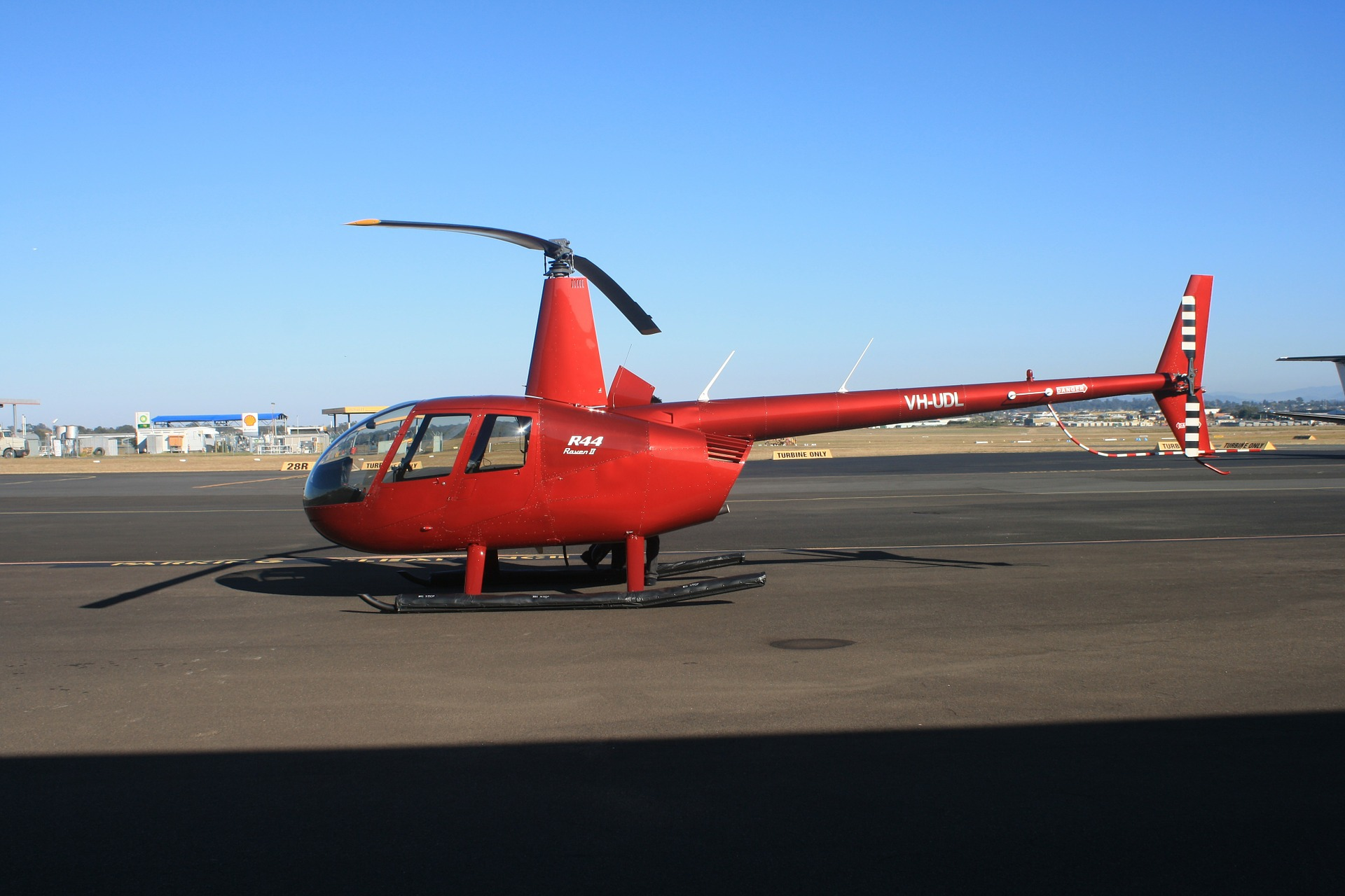 helicopter robinson rental