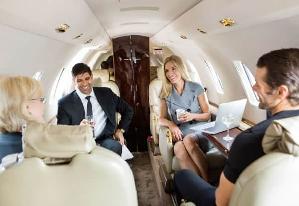 empresas alquiler jets privados
