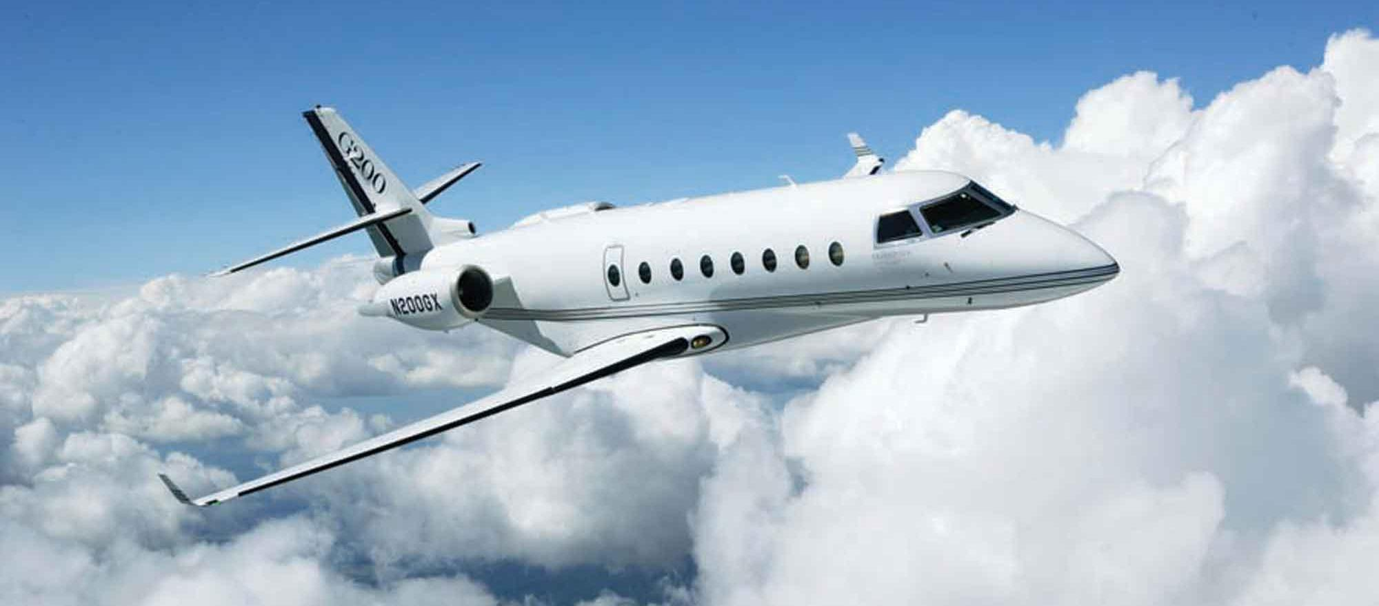 emptyleg private jet g200