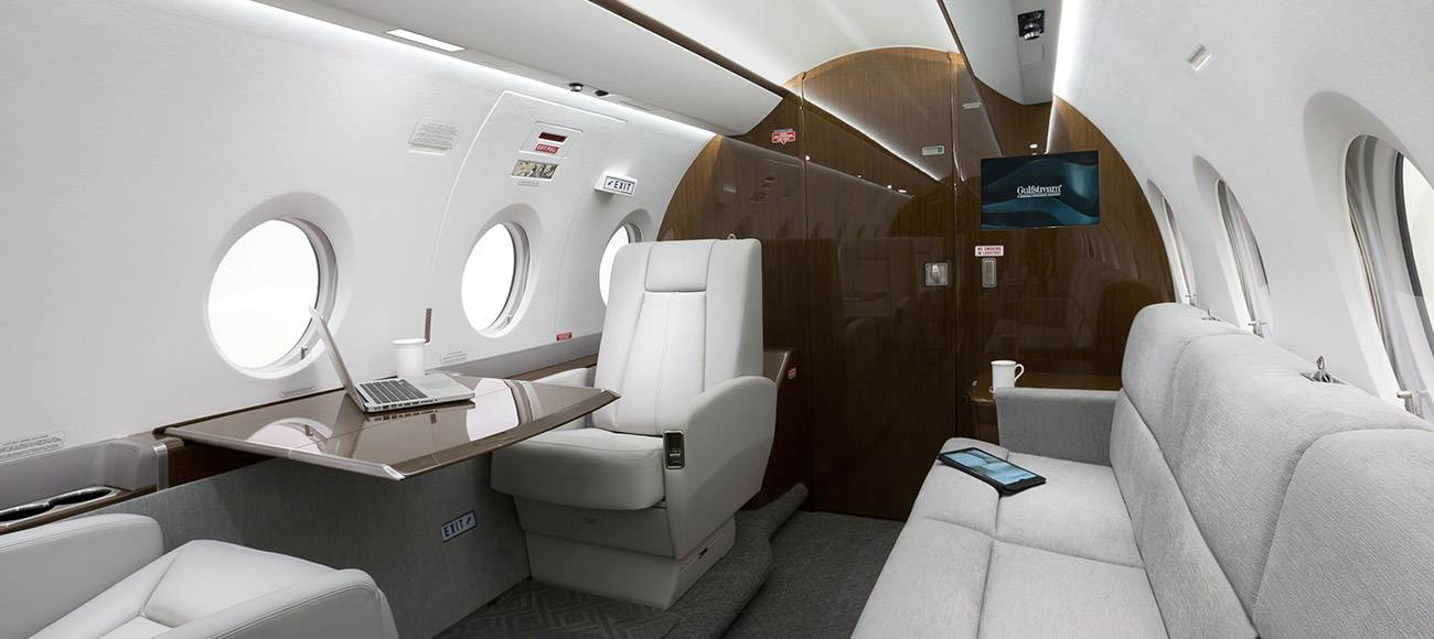 empty leg private jets g280