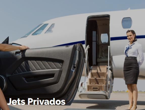 guia jets privados empty leg