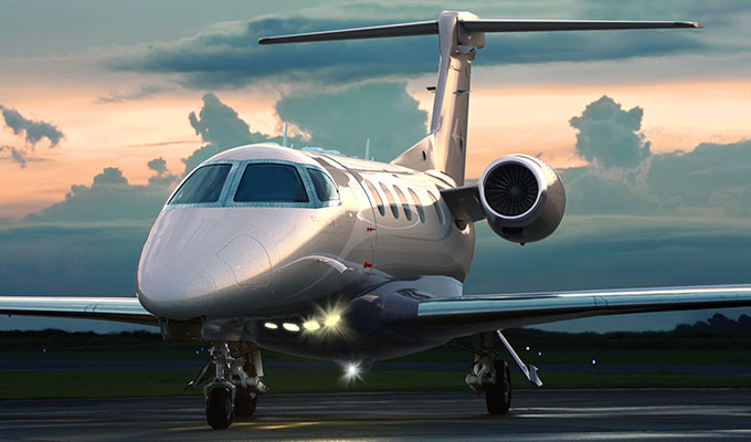 Embraer Phenom 300 was the most delivered light jet last year